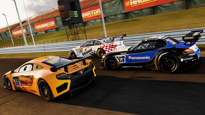 Project CARS To Be Distributed By Bandai Namco