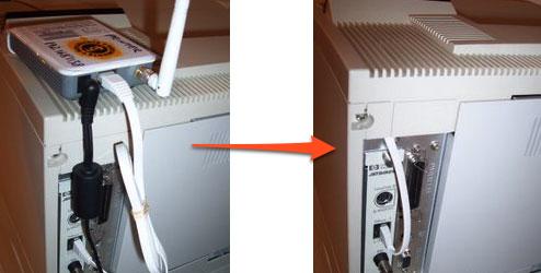DIY Wireless Network Printer