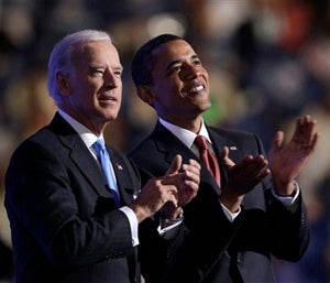 Liveblogging Joe Biden's Acceptance Speech (And Barack's Surprise Appearance!!)