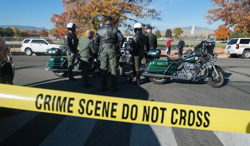 Teacher Killed, 2 Students Wounded in Shooting at Nevada Middle School