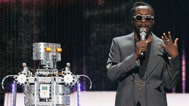 Will.i.am Hosts Dean Kamen's Robotics Championship