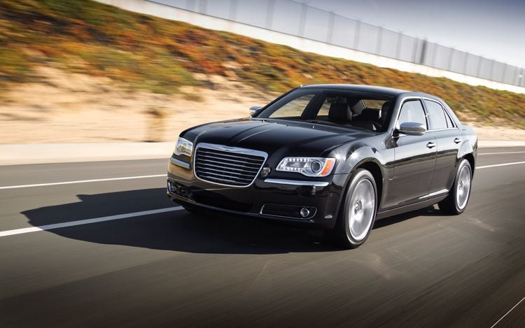 2011 Chrysler 300: First Look