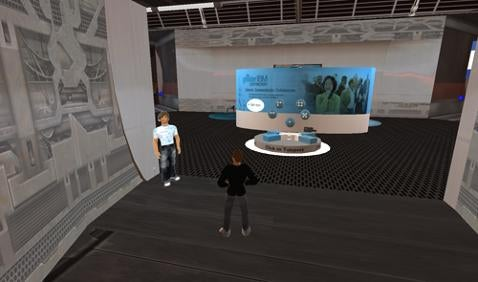 A tour of Second Life's big empty