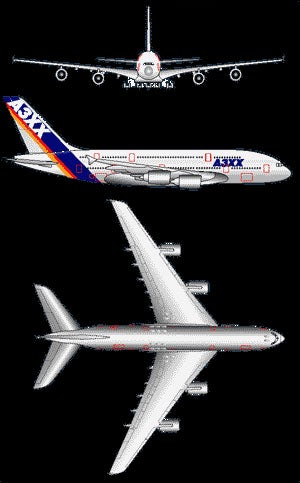 Pics Surface of Luxo-Sport $400 Million Airbus 380 Private Plane