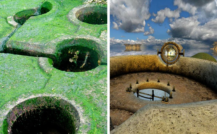 Myst Architectures in the Real World