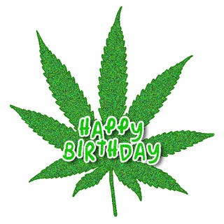 Happy 'What The Hell, Weed's Still Illegal?' Day!