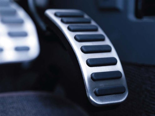"Nissan Introduces Gas Pedal That Pushes Back When Accelerating ""Too Fast"""