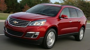2013 Chevy Traverse, Chevy Camaro 1LE, And Ford's Performance Boss Loss Is VW's Gain
