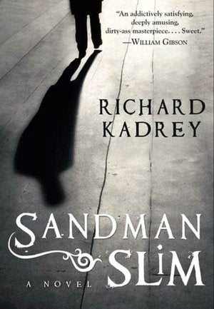 Today's e-Book Deal of the Day: Sandman Slim for 99 Cents