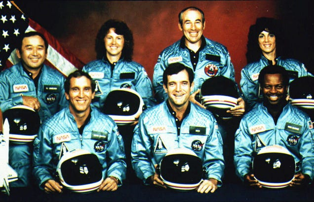 Remembering the Challenger