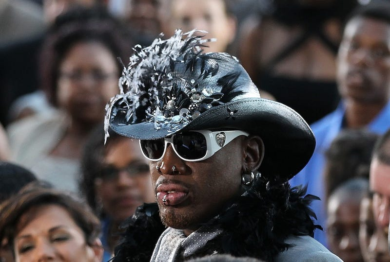 Dennis Rodman Is Going To North Korea, The Dennis Rodman Is Going To The North Korea