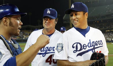 Morning Blogdome: Hiroki Kuroda Gets Rattled By The Rush