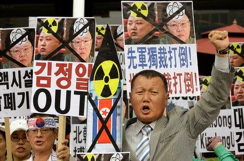 North Korea Fires Artillery at South Korean Island