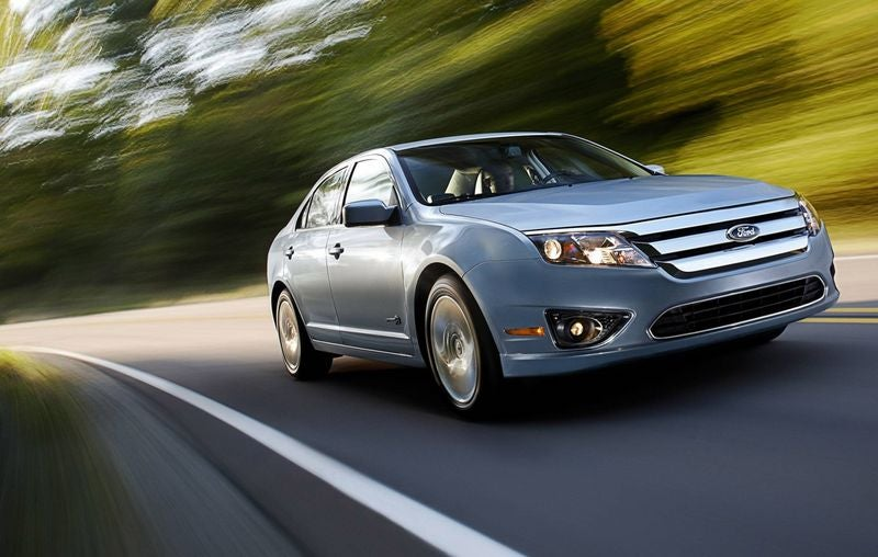 Ford Fusion Hybrid Bests Toyota Camry Hybrid As Most Fuel Efficient Mid-Size