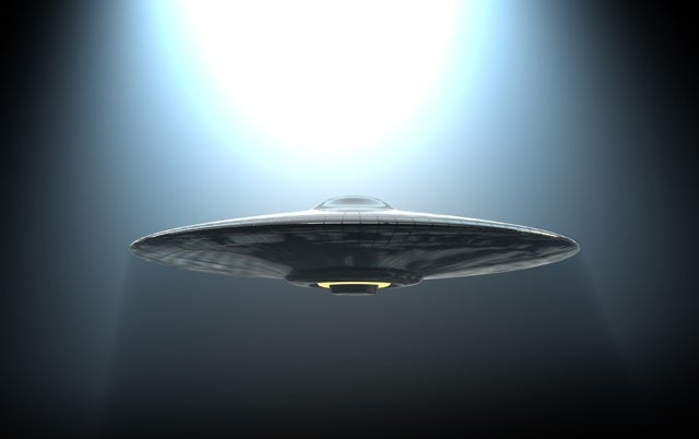 This New Yorker Wants All Your UFO Sightings