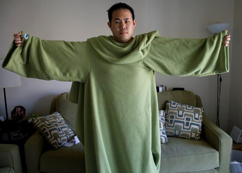 Ultimate Battle: The Snuggie vs. Slanket vs. Freedom Blanket vs. Blankoat