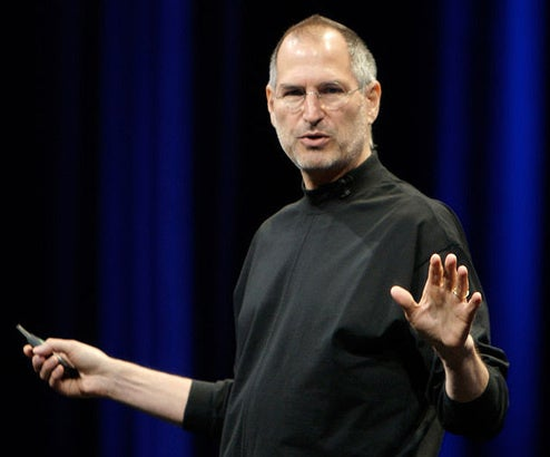 Steve Jobs Taking a Leave of Absence From Apple Due to Health Problems