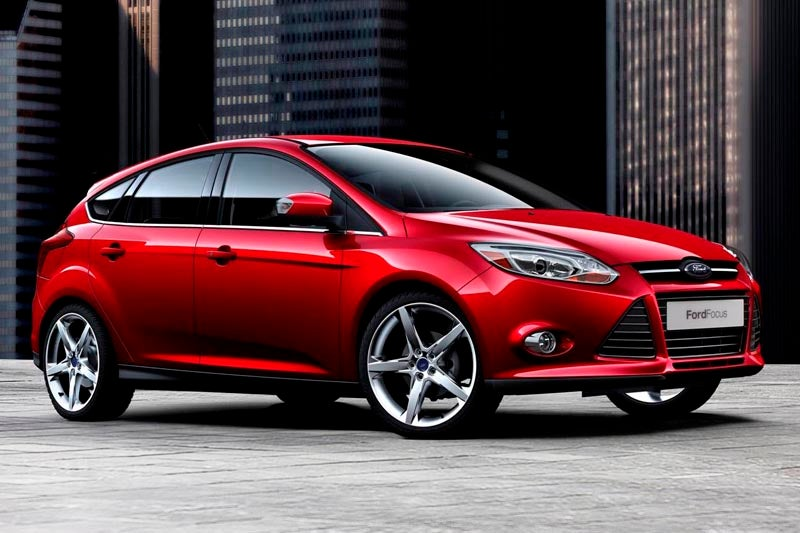 2012 Ford Focus: The Comeback Kid