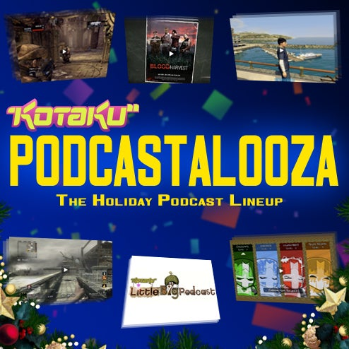 Podcastalooza: The News You May Have Missed
