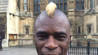 That Isn't Mario Balotelli, You Dimwitted Politician