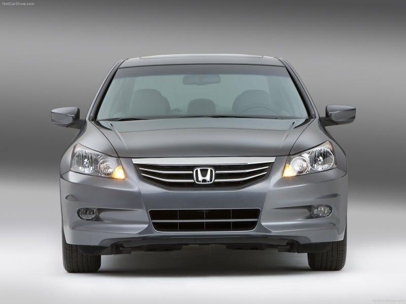 Pics Aplenty: Honda releases boatlode of Accord SE Sedan images