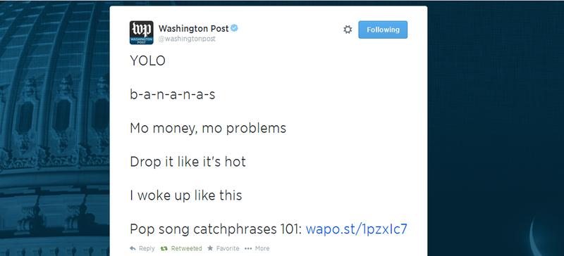 WaPo YOLO