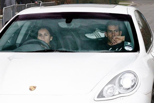 Carlos Tevez, Banned From Driving For Speeding In His Hummer, Was Arrested In His Porsche