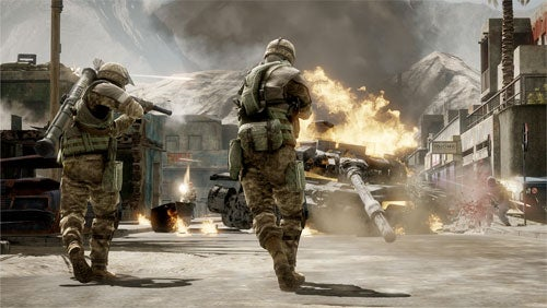 Battlefield Bad Company 2 Players Prefer PC To Console