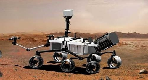 Next Mars Rover to Include 3D Camera Thanks to James Cameron