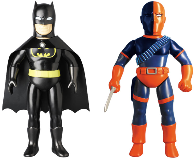A Retro Batman Toy With A Japanese Twist