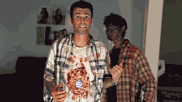 Get Your Guts Ripped Out For an Awesome Halloween Costume