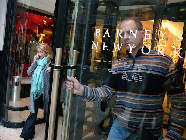 Barneys Will Pay $525,000 to Settle Racial Profiling Investigation