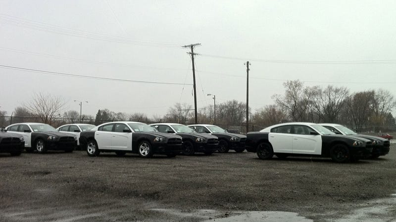 2011 Dodge Charger Pursuits get ready to bust you