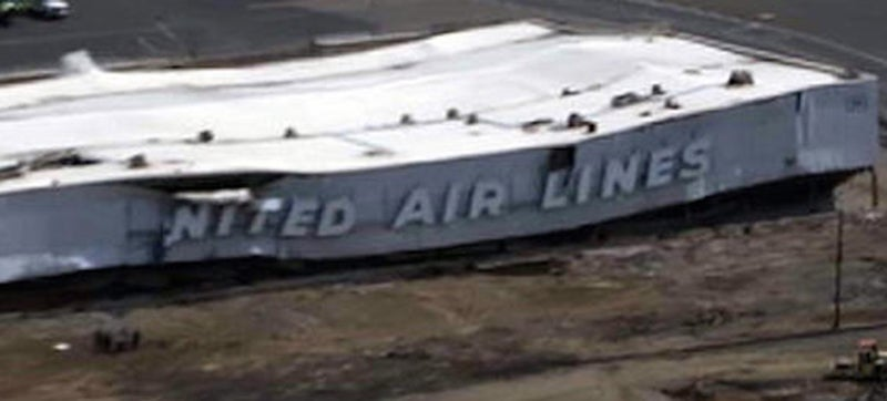 Hangar Collapses At Newark Liberty International Airport, Four Injured
