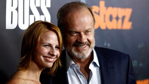 Dirt Bag: Kelsey Grammer Defends Partying with His Newborn at the Playboy Mansion