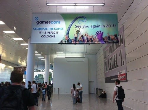 See You Next Year GamesCom, It Was a Blast