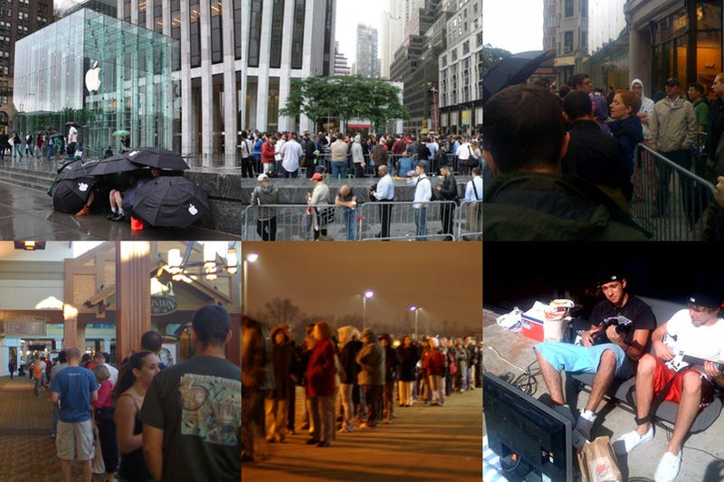 Why In Hell Are People Camping Out For the iPhone 3GS?