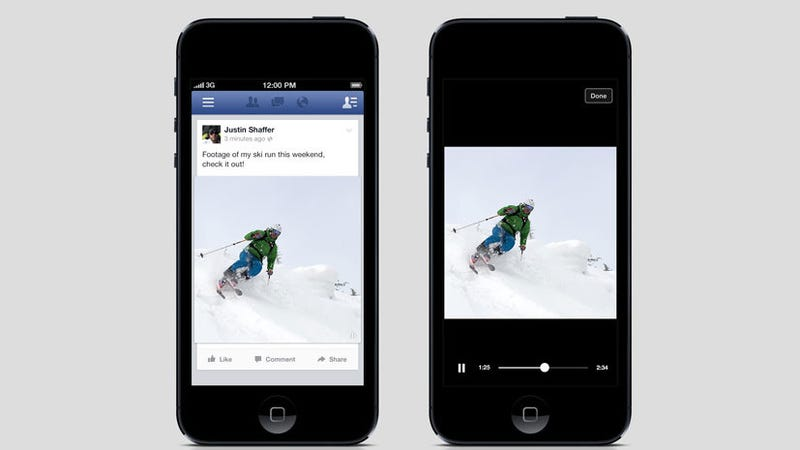 WSJ: Facebook's Autoplay Video Ads Will Arrive This Week (Updated)