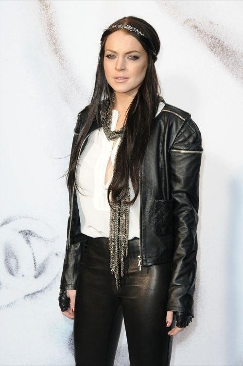 Lindsay Accuses E-Trade Of Parody; Simon's Fiancée Fled The Taliban