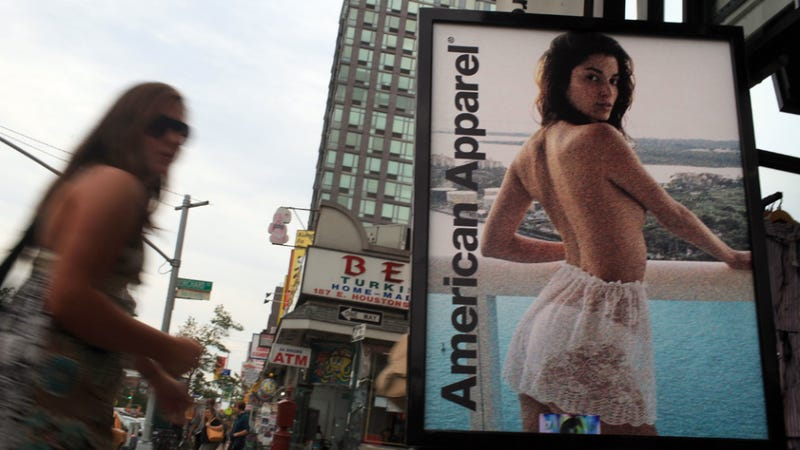 American Apparel Actually Made Money for the First Time Since 2010