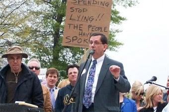 'Socialist' Methodist Church in Tea Party Crosshairs