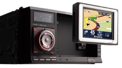 Fujitsu AVN2210p SatNav System: Finding Its Way Stateside in May