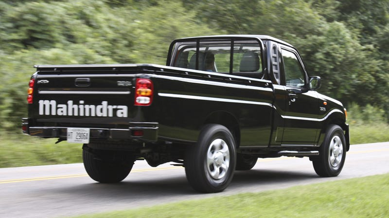 What Happened To America's Next Great Compact Pickup?