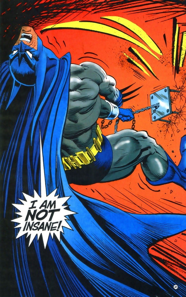 10 Greatest Mentally Ill Superheroes