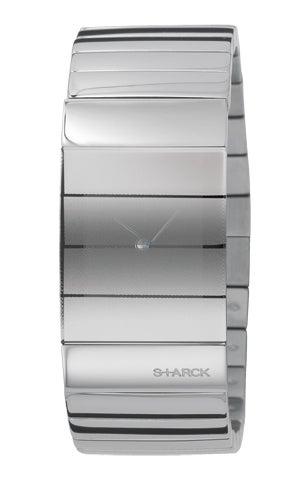 Starck Veiled Watch Tricks Your Eyes