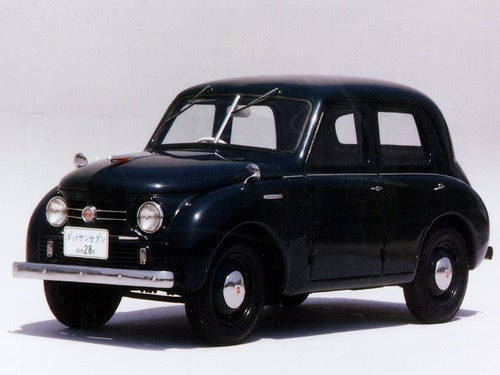 Landmarks of Japanese Automotive Technology
