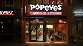 Popeye's Manager Fired For Refusing to Pay Back Robbed Money [Update]