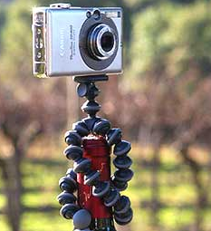The anywhere tripod
