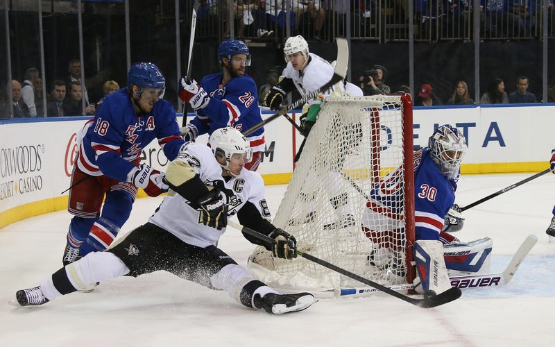 Sidney Crosby Finally Scored. Will Rick Nash Before It's Too Late?