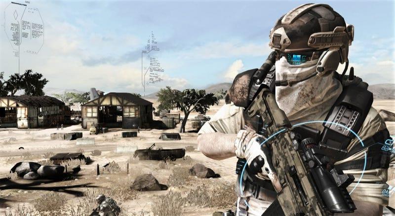 Ghost Recon: Future Soldier's Zambia
